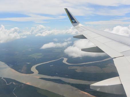 アマゾンの先住民族の保護区,サバンナ地帯 「ボアビスタ」へ