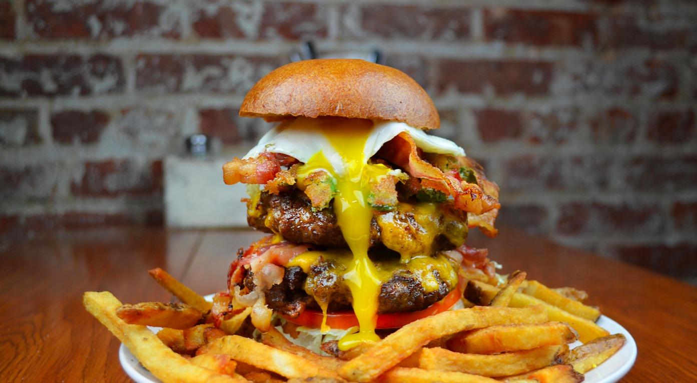The JRB Burger