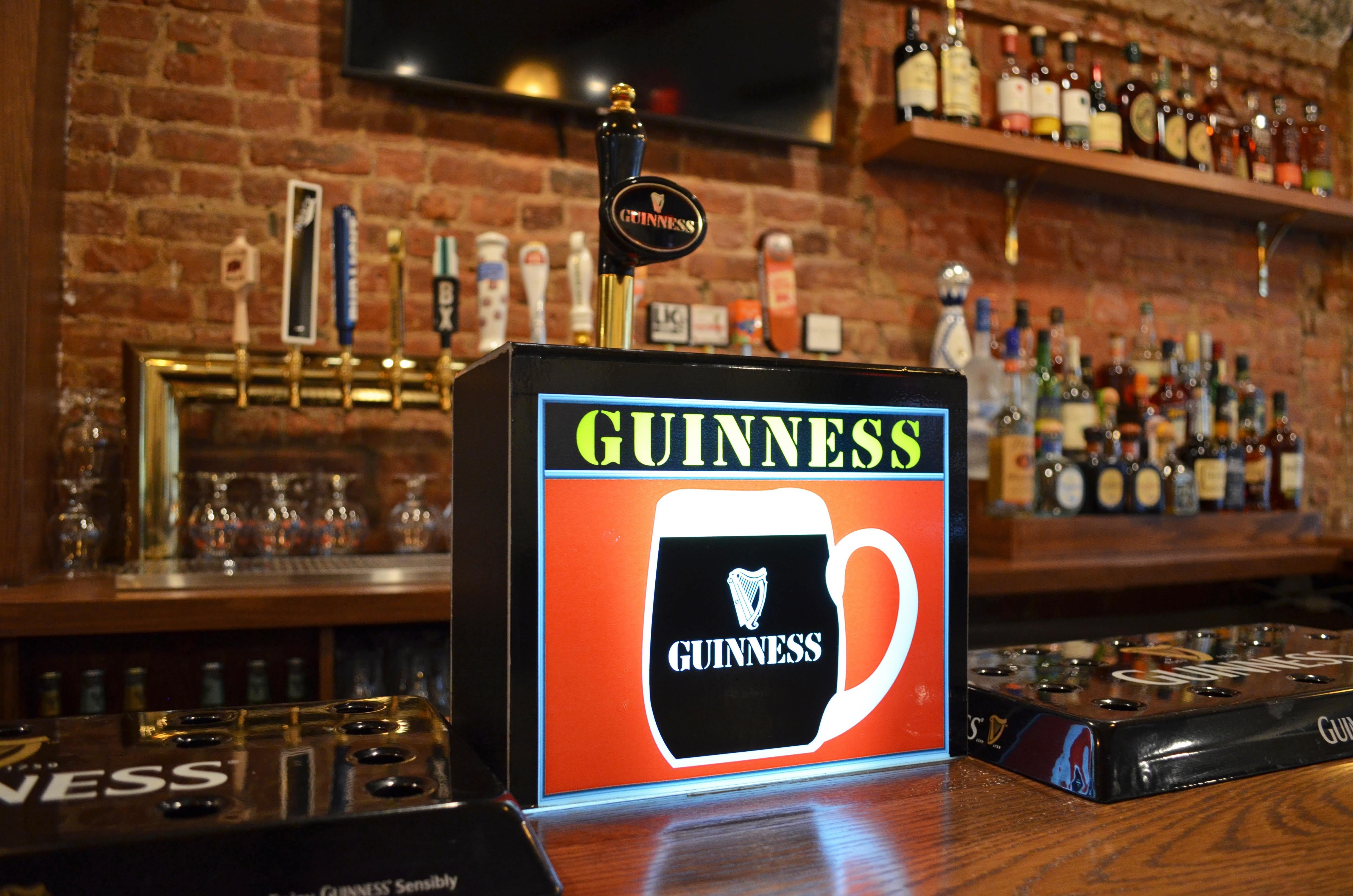 Guinness Box