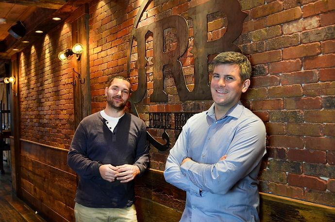 Owners, Peter Pernicone & Derek Walsh