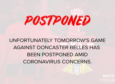 Statement: Coronavirus update