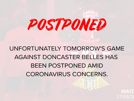 Statement: Coronavirus update
