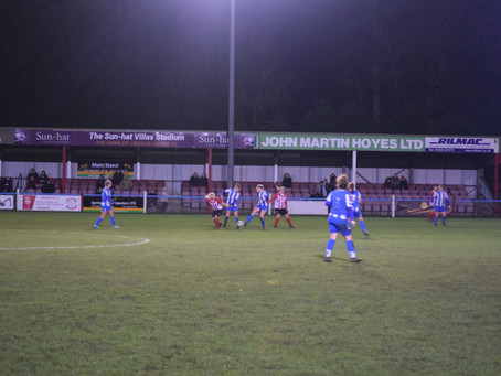 Report: Imps v Leicester