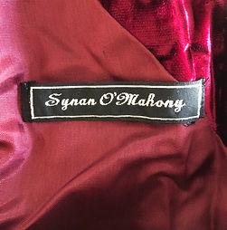 Synan O'Mahony Couture Dress - 1994