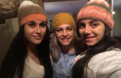 Alessia, Angela & Lea