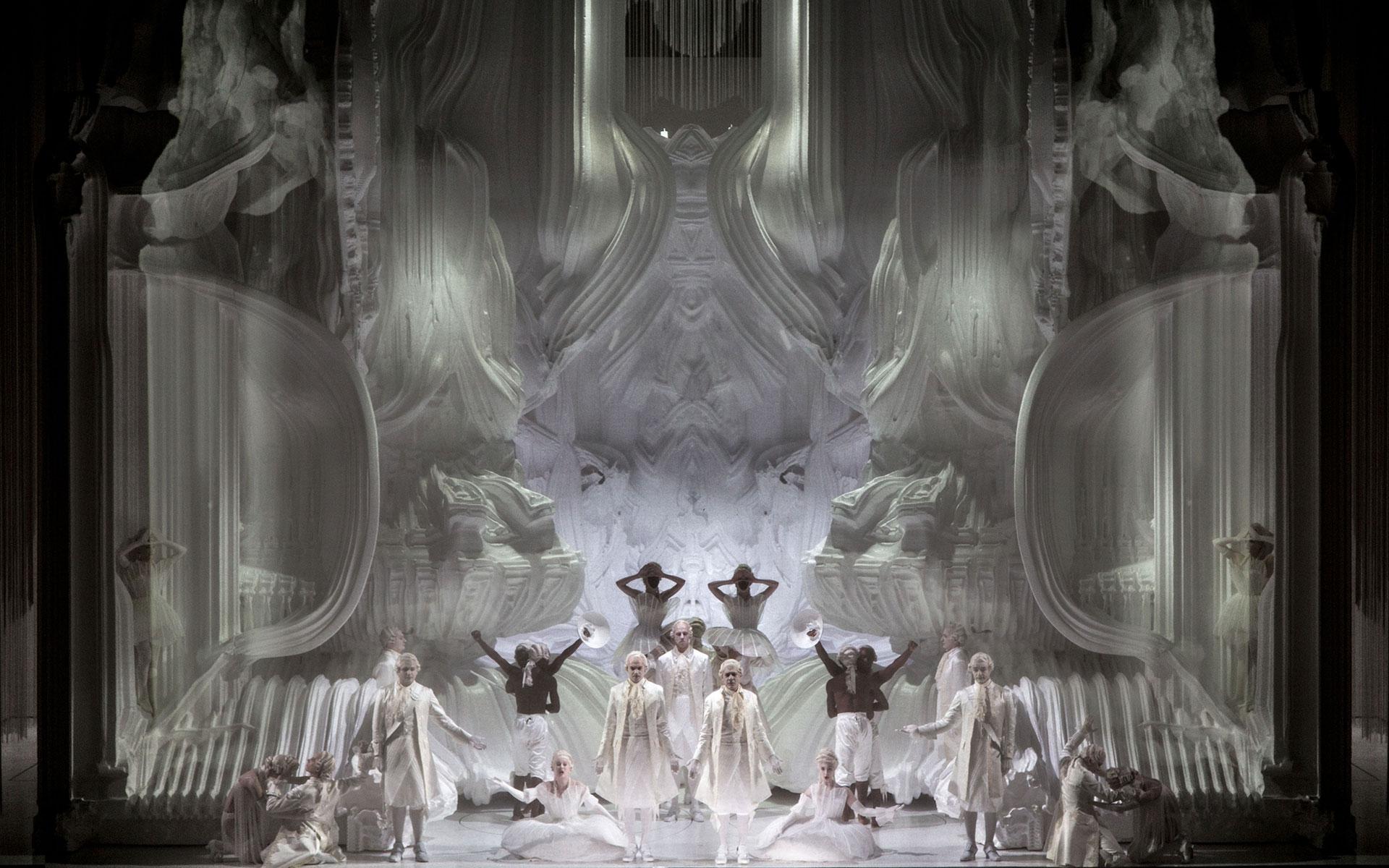 W.A. Mozart / The Magic Flute