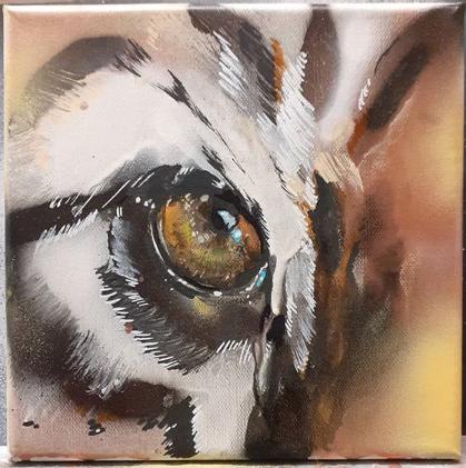 Tiger Eye (2019)