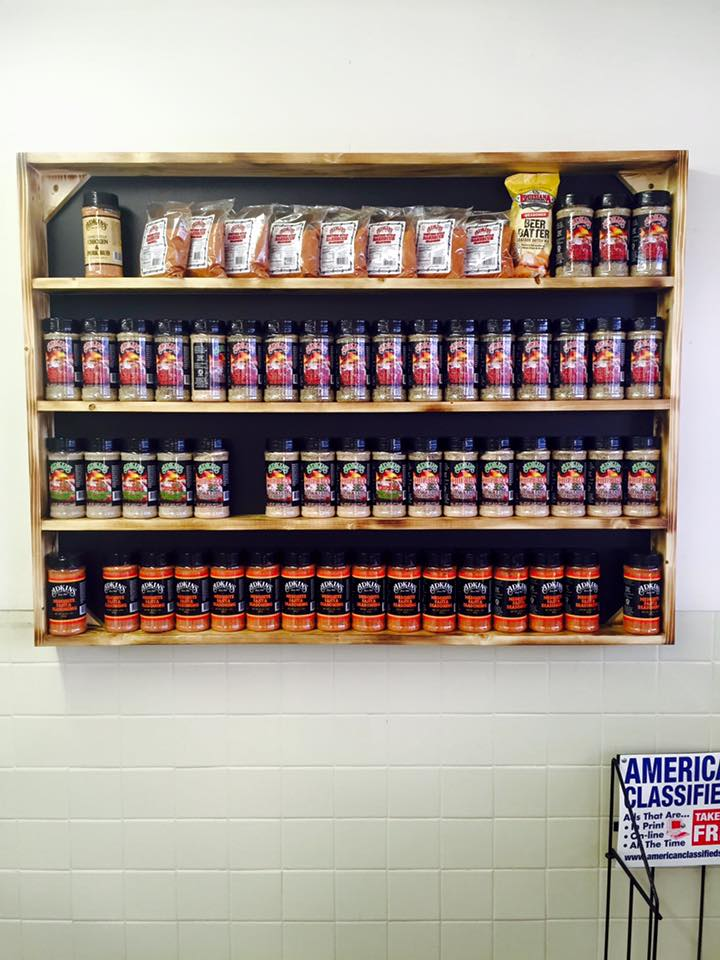 Torres Meat House spices