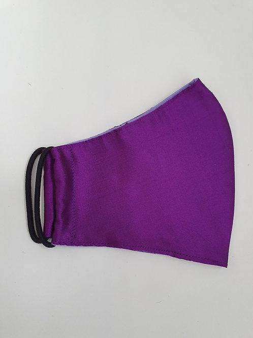 Indian Silk Filter Pocket Face Mask