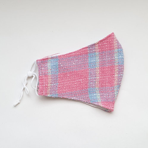 Tweed cotton mask