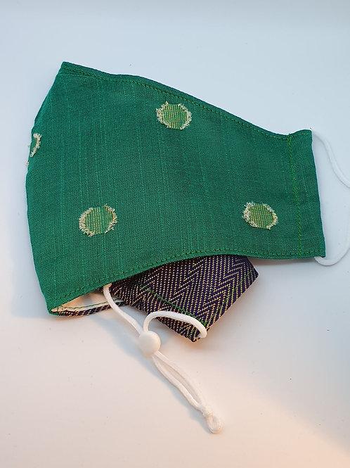 Indian Silk FacMasks