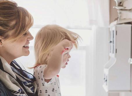 Pilares del desarrollo típicos en niños de 3 años
