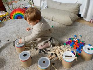 Estimulación del lenguaje a través del juego en niños de 0 a 4 años
