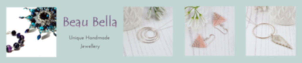 Beau Bella Jewellery shop banner