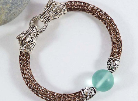 Bracelet Feature! - 'Accessorise like a true Mother of Dragons'