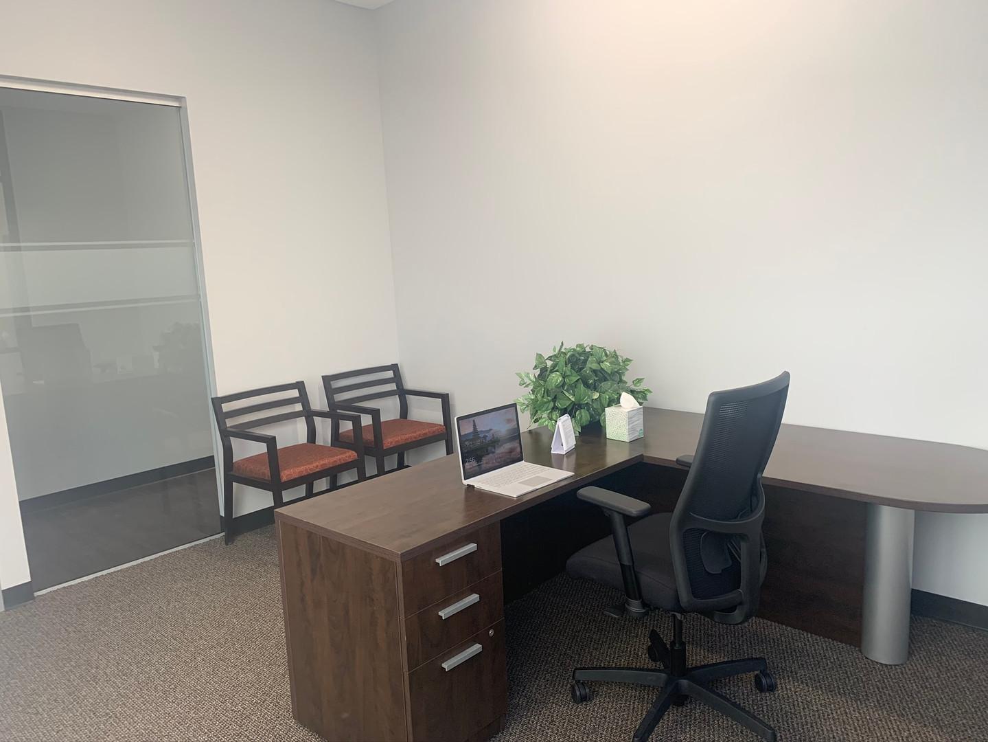 Hot Desks Available