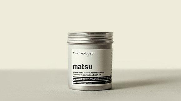 Matchaeologist Matsu™ Ceremonial Matcha 20g