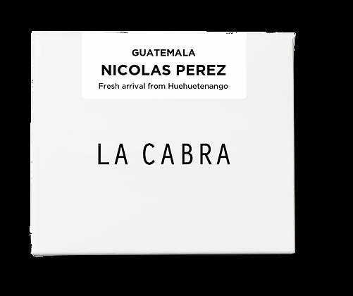 LA CABRA NICOLAS PEREZ