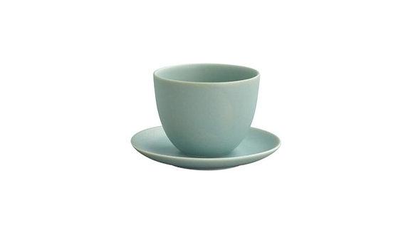 PEBBLE cup & saucer