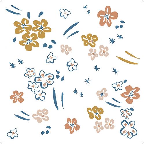 Motif de Fleur Decals