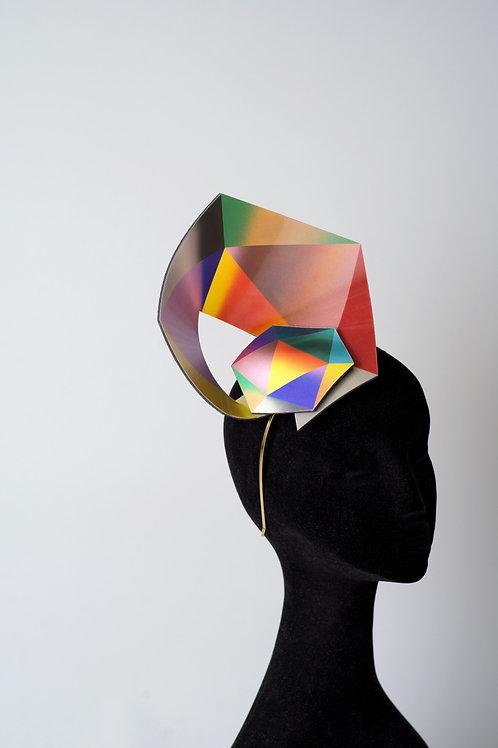 """""""Suprematism"""" hat"""