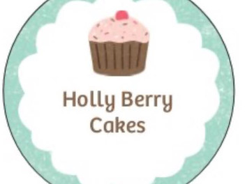 Holly Berry Cakes