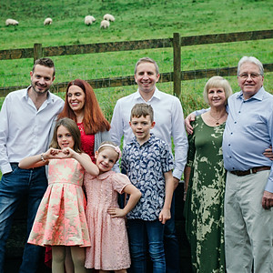 The Gilbey Family