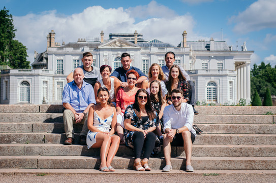Oldway Mansion, Paignton, Family Shoot-9