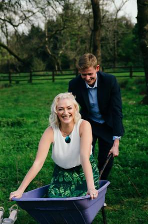 Natural Smiles, Tor Royal Wedding