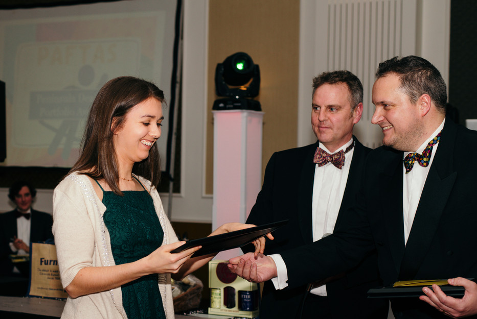 PAFTAS, Award Ceremony, Devon Photograph