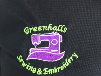 Greenhalls Sewing & Embroidery