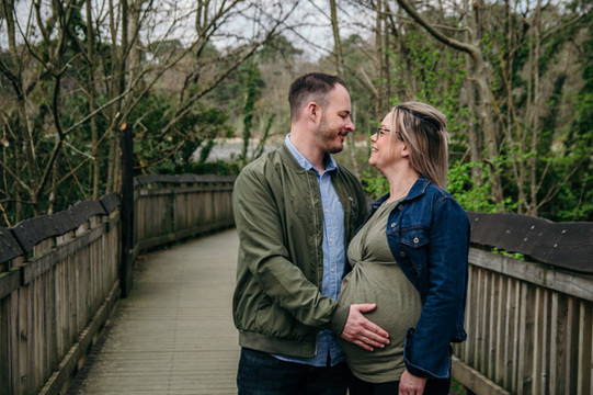Pregnancy Shoot, Stover Country Park-11.