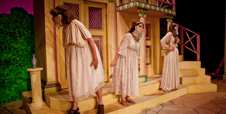 A Funny Thing Happened on the Way to the Forum