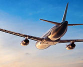 Airplane to New York