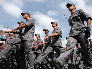 Polícia Militar abre concurso para contratar 2,2 mil soldados no Estado