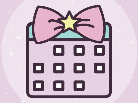 Calendario enero 2021📣