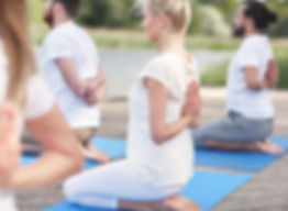 Private group and individual yoga classes, London