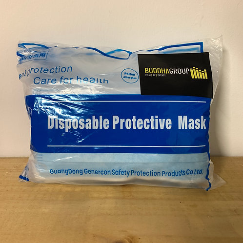 Pack of 50x TYPE 1 Disposable Face Mask (Sale Item)