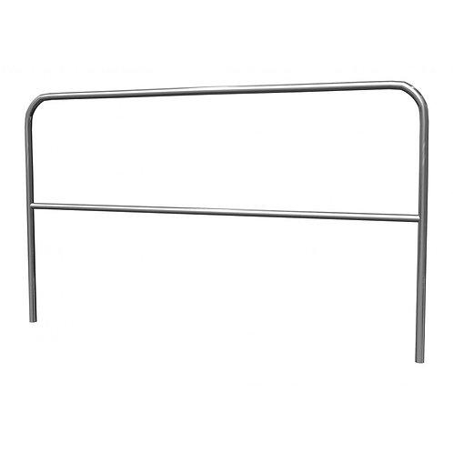 Aludeck 2m Handrail