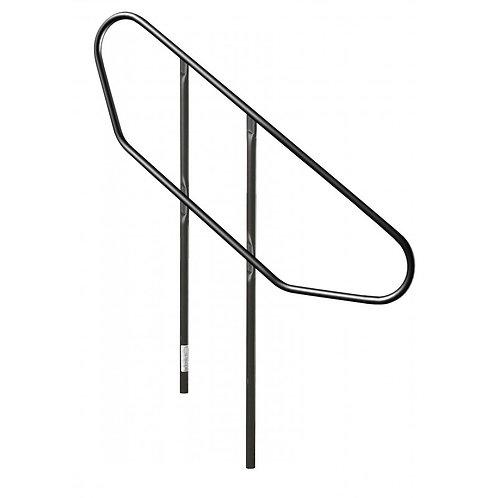 Aludeck Step Handrail