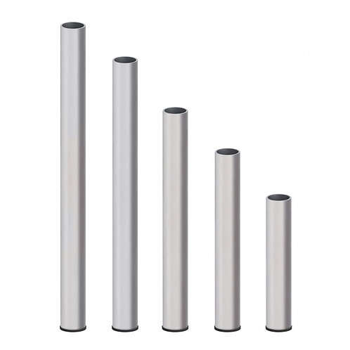 Aludeck Legs with Floor Caps - 20cm / 40cm / 60cm / 80cm / 1m
