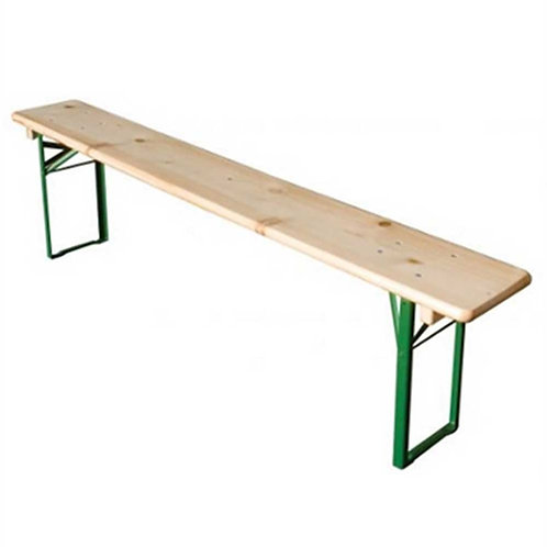 6ft Wooden Scandy Bench