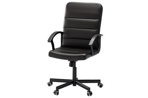 Swivel Office Chair - Black