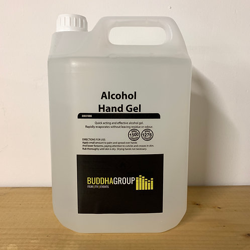 5L 70% Alcohol Sanitiser (Sale Item)