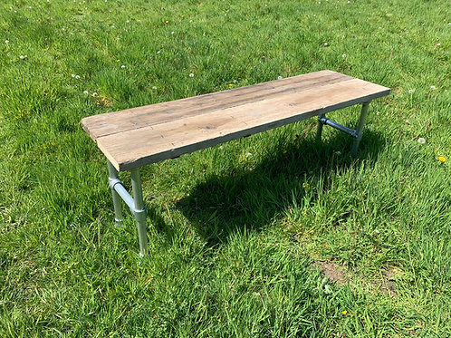 Industrial Reclaimed 5ft Bench