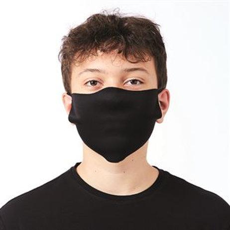 Black Re-Usable Face Mask (Sale Item)