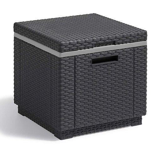 Sarasota Rattan Cooler Table