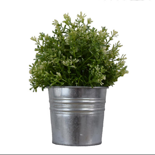 Table Top Artificial Pot Plant