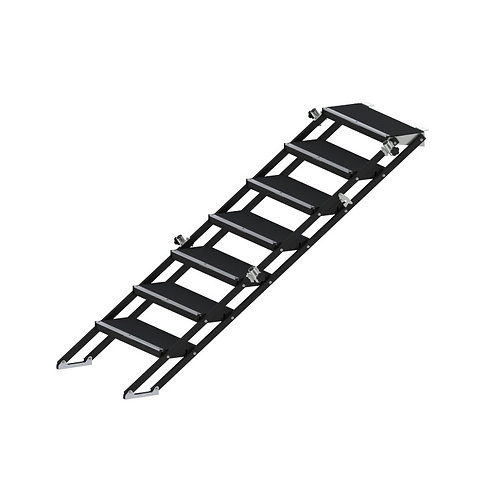 ALUDEX Adjustable Treads 100cm - 180cm
