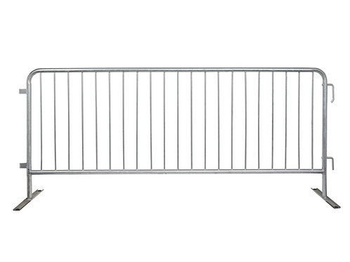 EBUK 2.5m Flat Foot | Bar Barrier Panel